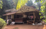 15 cent land with 3 bhk house for sale in 2nd mile near Mananthavady