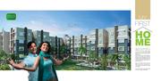 2BHK flat for sale near Madhyamgram,  Kolkata.