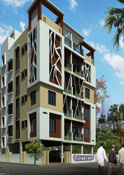 2BHK flat for sale in Rajarhat,  Kolkata.