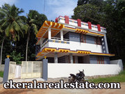 Thachottukavu Peyad 4bhk 60 lakhs house for sale