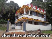 Thachottukavu Peyad Trivandrum 4cents 4bhk new villa for sale