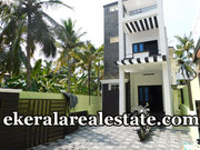 4 cents land and new beautiful house sale at Peyad Trivandrum