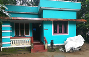 5cent land with 2bhk house in Poothikkad, manichira@ 16 lakh. - Houses