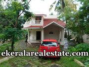 Jagathy Trivandrum 2400 sqft house for sale