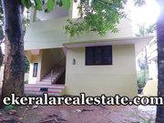 Thirumala Jn Trivandrum 1250 sqft house for sale