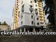 Pattom  1700 sqft 3 bhk flat for sale