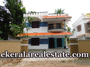 Attingal  75 lakhs independent new house for sale