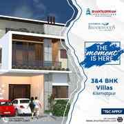 3 & 4bhk villas for sale in kismatpur   Shanta Sriram